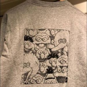 Uniqlo x KAWS Sweaters - Men's BRAND NEW Uniqlo X KAWS SESAME STREET